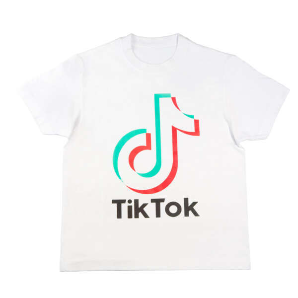 T Shirt Printing Dublin - Tik Tok t shirts