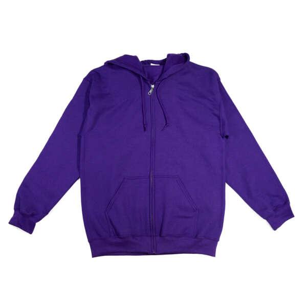 Boho Hippie Purple Hoodie